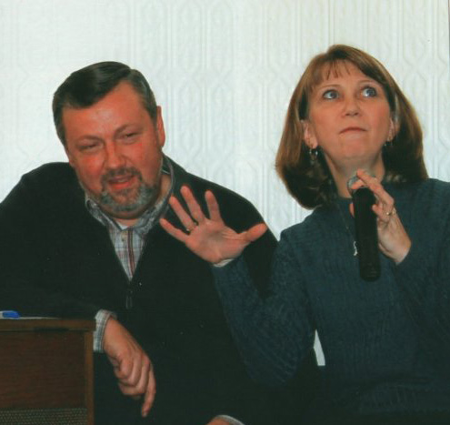 Rev. Stephen & Cindy Ludwick